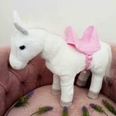 Лошадка для куклы беби Борн Zapf Creation (не рабочая)