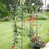 Арка садовая декоративная для роз, клематиса и прочих вьюнов