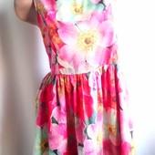 Красивое, яркое платье Nutmeg на 12-13 лет