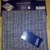Многоразовая сумка для еды (бутербродов, сендвичей или др)Meradiso