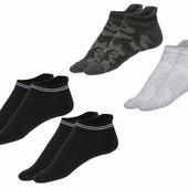 4 пары от Crivit® мужских спортивных носков, махровые пятка и носок, верх сетка. размер 41-42.