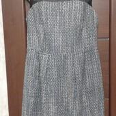 Фирменное красивое платье в состоянии новой вещи р. 12-14