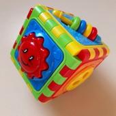 Развивающий куб PlayGo