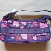 Мини сумочка, косметичка Crocs