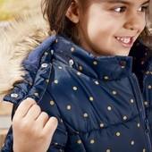 Куртка демисезонная для девочки Lupilu by Cheroke размер 104,есть видео обзор!