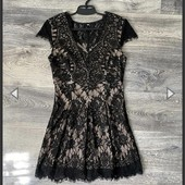 Платье «кружевное» м новое