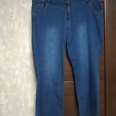 Фирменные красивые джинсы-стрейч в состоянии новой вещи р.22-26.