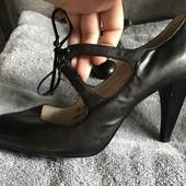 Англия,брендовые ,кожаные туфли