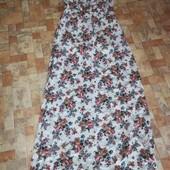 Летнее платье Zebra, розмір М