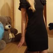 Гарне фірменне плаття Amisu з французького трикотажу, стан ідеальний, 10% знижка на УП
