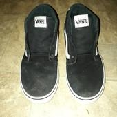 Кросовки VANS 36 розмір, 22,5 стелька, замш,