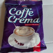 Сливки для кофе сухие Coffe Crema 200 грамм