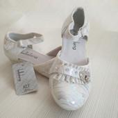 !!!Нарядные туфельки на каблучке KLF!!!