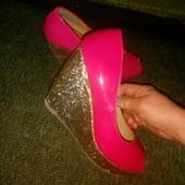 Туфлі літній варіант