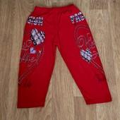 Не пропустите!!!Шикарные нарядные турецкие бриджики на девочку 6-10 л.Идеал!