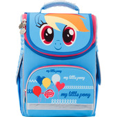 Рюкзак школьный каркасный my little pony LP17-501S-2