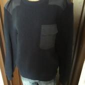 Мужкой свитер размер наш 50