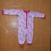 9-12 мес, р. 74-80 хлопковый слип пижама BHS My Little Pony
