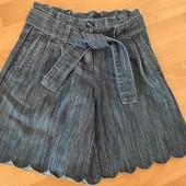 Стильные джинсовые шорты