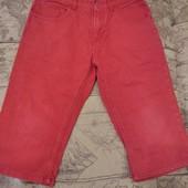 Джинсовые шорты, капри H&M р. XS/S (34-36)