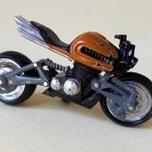 Мотоцикл Hotwheels, Mattel. Оригинал.
