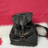 Фирменный рюкзак натуральная кожа