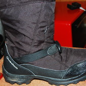 зимние ботинки quechua 43 размер