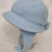 Флисовая шапочка Terribelli объём 48см Италия