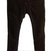 Классные фирменные вельветовые штаны от Zuiki Новые