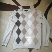 Красивый мужской свитер, в отличном состоянии фирмы (Reserved (Резервд)Sasch) есть нюанс на фото 3