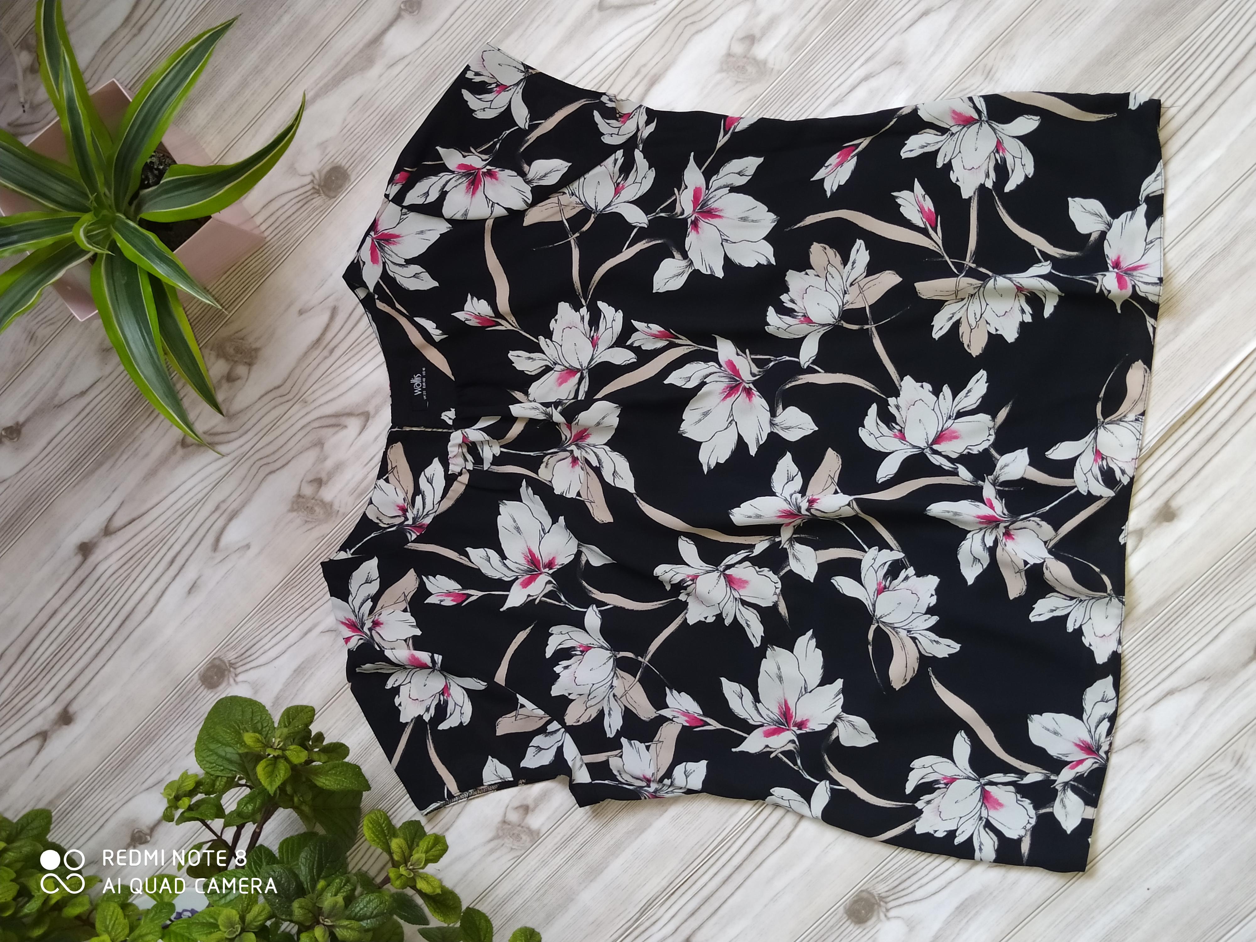 Классная блузка р-р 20 - Фото №5