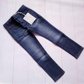 Крутые фирменные джинсы 3 Suisses для девочки на 5 лет