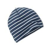 ✿Лот 1 шт.✿Хлопковая шапочка (полосатая), от тсм Tchibo (чибо), Германия, 49-52