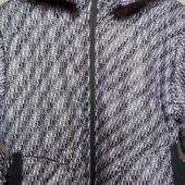 Курточка холодная осень- тёплая зима.Оверсайз- унисекс