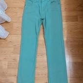 Плотные джинсы девочке