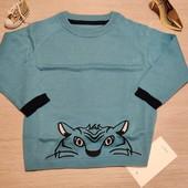 Name it!!! Какой хорошенький лёгкий свитерок для мальчика!
