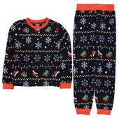 Пижамка флис фирменная новая на рост 92-98, возраст 2-3 года