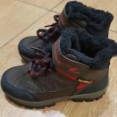 Демисезонные ботинки для мальчика р32
