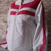 демисезонная курточка по скидке, на тонком синтепоне! пог 51,5см