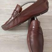 Фірмові шкіряні туфлі Bata