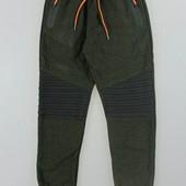 Крутые теплые спортивные брюки,Glo- Story!