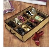Органайзер для хранения обуви Shoes-under на 12 пар