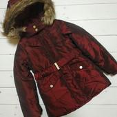 Куртка демисезонная еврозима Tm Cool Club 104-116