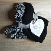 Комплект 2 шт плюшевые женские носки Esmara Германия 39-42