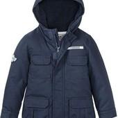 Германия! Осенняя удлиненная куртка на малыша, 116 размер, 5-6 лет.