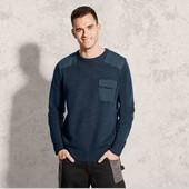 livergy.стильный практичный свитер в лоте синий  XL56/58