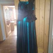 шикарне вечірне плаття 44 розмір