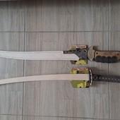 Новый деревянный меч,!Один на выбор