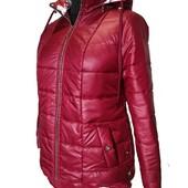 Шикарная демисезонная куртка размер 56 58 54 52