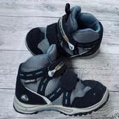 Термо ботиночки Viking gore-Tex 23 размер стелька 14 см